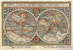 #vintage maps #history