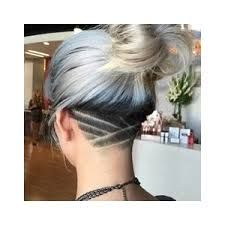 Image result for nape undercut designs