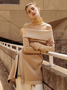 Shades Of Beige HarperS Bazaar Germany November  Www