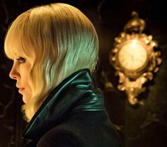 """Every Coat Worn By Charlize Theron in """"Atomic Blonde,"""" Ranked 