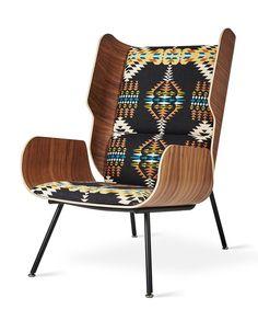 Gus* x Pendleton Elk Chair