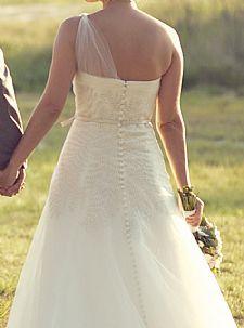 Esta é a sua oportunidade de se casar com um Vestido Vera Wang - usado uma única vez - R$ 3.000,00 - http://www.vestidosonline.com.br/vestido-5385/vestido-de-noiva-vera-wang