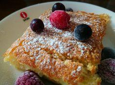 Some-pannarista löytyy netistä ohjeita ja runsaasti kuvia. Olin utelias ja päätin kokeilla, tuleeko pannariin ihan itsestään kolme kerrosta.... Pancakes, French Toast, Goodies, Breakfast, Sweet, Desserts, Recipes, Food, Drinks