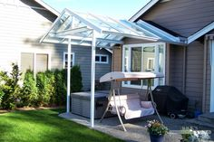Aluminum Patio Covers U0026 Aluminum Patio Cover Kits | Ricksfencing.com