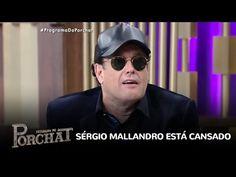 """Sérgio Mallandro diz estar cansado de ser """"Sérgio Mallandro"""""""