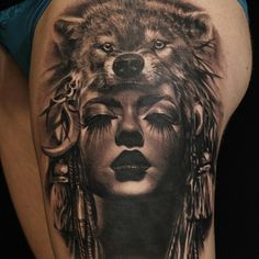 By Artist: @tattoos_by_anam. #anam #blackandgreytattoo #blackandgrey #bnginksociety #blackandgraytattoo #blackandgray #bngtattoo #bngink #bng #bgis #blkngray #blkngrey #greywash