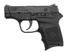 Pistola Smith&Wesson BODYGUARD Cal. 380 - Preta