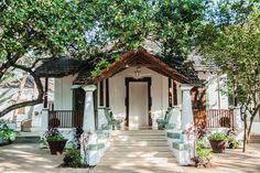Tara Verde B/B Old portuguese villa entryway