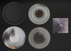 Stroboscopic Artefacts - Stellate Series. Beautiful album packaging, but too expensive...