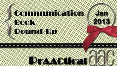 10 posts on developing & teaching how to use Communication Books