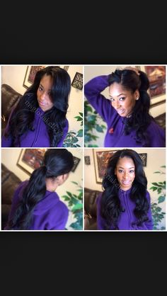 Full Lace Human Hair Wigs For Black Women Body Wave Brazilian Human Hair Lace Front Wigs Black Women Glueless Front Lace Wigs Love Hair, Great Hair, Gorgeous Hair, Weave Hairstyles, Pretty Hairstyles, Curly Hair Styles, Natural Hair Styles, Hair Laid, Relaxed Hair