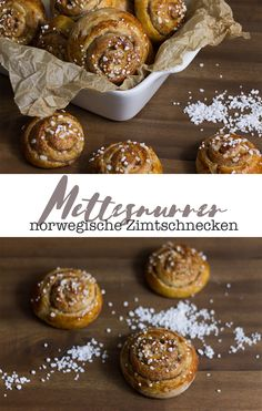 Das leckere Zimtschnecken Rezept von Stine :-) Roadtrip, Doughnut, Muffin, Baking, Breakfast, Desserts, Food, Scandinavian Recipes, Norwegian Recipes