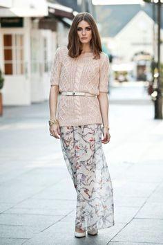 Inspiration of the week: / Inspiracion de la semana: Olivia Palermo | Dra. Fashionista