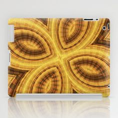CenterViewSeries247 iPad Case by fracts - fractal art - $60.00