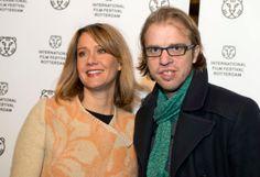 Jan Jaap van der Wal en actrice Eva Duijvenstein. Photo: Ruud Jonkers Fotografie