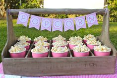 {Tween Party Ideas} – Movie Night Party