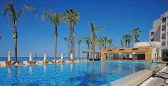 Top 5 Luxury Hotels in Paphos - Alexander The Great Beach Hotel. Hotel Branding, Paphos, Luxury Travel, Luxury Hotels, Alexander The Great, Great Hotel, Beach Hotels, Cyprus, Marina Bay Sands