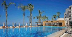 Top 5 Luxury Hotels in Paphos - Alexander The Great Beach Hotel.