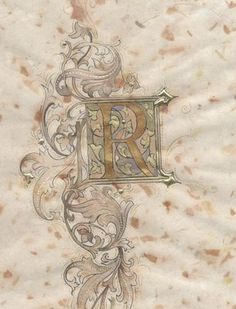 teawings: ILLUMINATED MANUSCRIPTS WORKSHOP on Ender's Island in Mystic, Connecticut