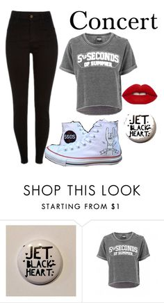 """Untitled #87"" by emily-is-a-penguin1996 ❤ liked on Polyvore featuring Converse"