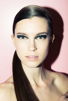 Time to get heavy-handed with that eyeshadow.  http://www.thecoveteur.com/dior-fall-2015-beauty-how-to/