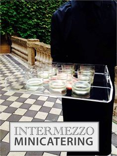 #Catering con servizio #cocktail #party per Borbonese.  Press presentation ss15, via Monte di pietà, Milano. 20 settembre 2014