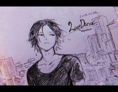 Hot Anime Boy, Anime Guys, Eve Singer, Vocaloid, Eve Music, Character Art, Character Design, Last Dance, Anime Sketch