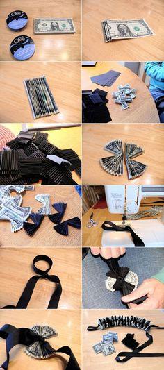 DIY Lei : DIY Graduation Money Lei