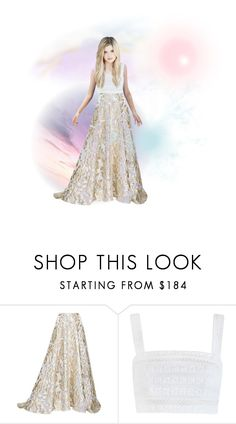 """""""Untitled #45"""" by topl ❤ liked on Polyvore featuring Lela Rose and Zimmermann"""
