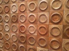 Wall tiles, Tony Horton Collection