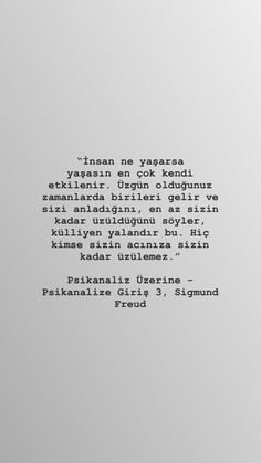 Quotes And Notes, Book Quotes, Words Quotes, Sayings, Love Promise, Best Qoutes, Sigmund Freud, Meaningful Words, Motto