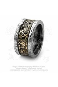 Alchemy Gothic - Ring - Induction Principle