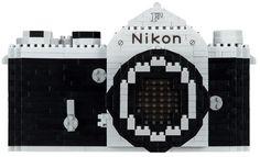 Un Nikon F chez NanoBlock