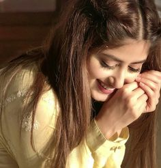 Sajal Ali photo looking Cute  Beautiful Girl Photo, Cute Girl Photo, Beautiful Girl Indian, Stylish Girls Photos, Stylish Girl Pic, Cute Girl Poses, Girl Photo Poses, Cute Beauty, Beauty Full Girl