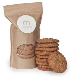 I laughed when my sister-in-law told me the cookies she was handing me would help increase my milk supply, but after eating my way through one bag of Milkmakers ($20-$50), my boobs and I were hooked. Not only were the cookies really tasty, but they also