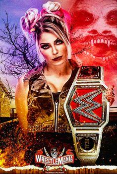 Wrestling Divas, Women's Wrestling, Becky Wwe, Alexis Bliss, Miss Elizabeth, Lexi Kaufman, Bray Wyatt, Wwe Stuff, Wwe Girls