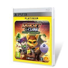 Videjuego SONY RATCHET & CLANK: ALL 4 ONE para PS3. ¡Oferta! Conoce el sentido del compartir gracias al Ratchet & Clank: All 4 One.   Es un videojuego de plataformas y acción-aventura desarrollado por Insomniac Games y distribuido por Sony Computer Entertainment para PS3, que forma parte de la serie Ratchet & Clank. #ps3, #sony, #videojuego, #aventura, #multijugador, #games, #juego, #ocio, #entretenimiento, #consola, #console, #freetime.
