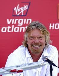 Sir Richard Branson!