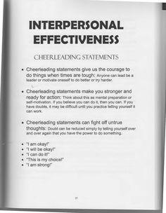 Cheerleading Statements