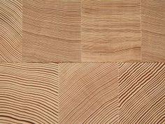 solid end grain wood floor - Doug Fir Extra White   oregon lumber
