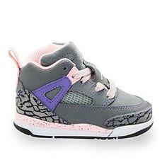 Nike Jordan Spizike Infant Grey/Pink