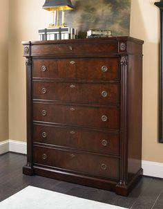 Century Furniture - Tall Drawer Chest - 309-203