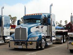 Big Rig Trucks, Tow Truck, Semi Trucks, Custom Big Rigs, Custom Trucks, Kenworth Trucks, Peterbilt, Heavy Construction Equipment, Logging Equipment
