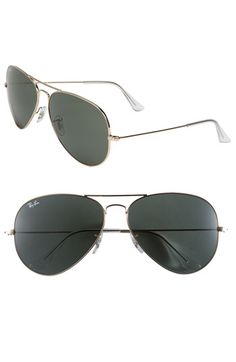 Ray-Ban 'Large Original Aviator' 62mm Sunglasses so I can stop borrowing Des' pair. Lol.