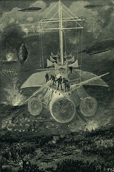 F. T. Janes, George Griffith's The Angel of the Revolution: A Tale of the Coming Terror, 1893.