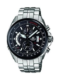 Casio Edifice EFR501SP1AVEF Chronograph for Him Alarm *** Learn more by visiting the image link.