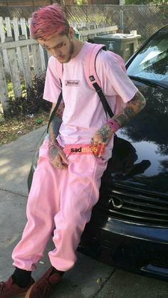 miss you forever - lil peep Lil Peep Live, Lil Peep Beamerboy, Rapper, Lil Peep Lyrics, Lil Peep Hellboy, Goth Boy, Bond Girls, Cry Baby, Pink Aesthetic