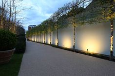 Exterior Lighting Design by John Cullen Lighting