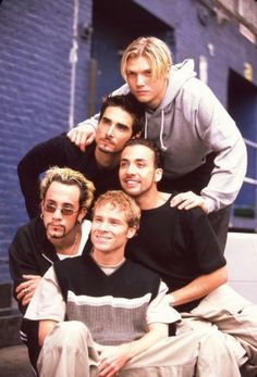 What can I say? I've always had a thing for boy bands.. :) <3