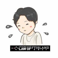 "N.U.W ""Law Of FTISLAND"" @saicowow  #jaejin #재진 #ftisland  #FTISLANDの法則NWU #ftislandfanart"